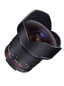 SY14MAE-N 14mm F2.8 Ultra Wide Angle Lens for Nikon AE by Samyang