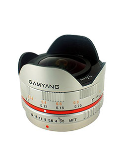SY75MFT-S 7.5mm f/3.5 Lens for Micro Four Thirds by Samyang, Toys