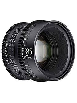 by Rokinon 85mm T1.5 Pro Cine Lens for PL by Xeen CF