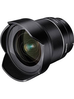 14mm F2.8 AF Wide Angle, Full Frame Auto Focus Lens for Canon EF by Samyang