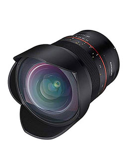 14mm F2.8 Ultra Wide Angle Weather Sealed Lens for Canon R Mirrorless Cameras by Samyang, Toys