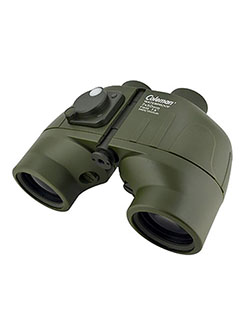 CS750WPIF Signature 7x50 Waterproof Binoculars with Built-In Compass by Coleman in Green