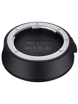 Lens Station for Nikon by Rokinon