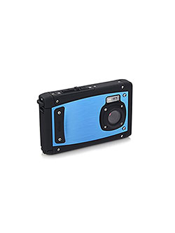 C40WP-BL Venture HD 20 Mega Pixels Waterproof Underwater Digital Camera with Full 1080p HD V by Coleman in Blue, Toys