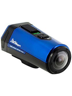 CX9WP-BL AktivSport Coleman 1080p HD Action Sports Camera with GPS, 1-Inch OLED and Health S by Coleman in Blue - $99.00