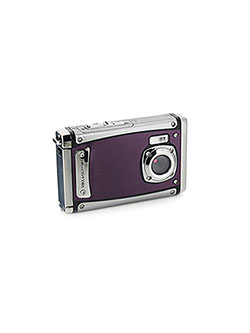 Bell+Howell WP20-P Splash3 20 Mega Pixels Waterproof Underwater Digital Camera with Full 1080p HD Vi by Bell + Howell in Purple