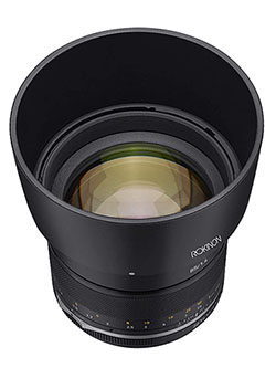 Series II 85mm F1.4 Weather Sealed Telephoto Lens for MFT by Rokinon, Toys