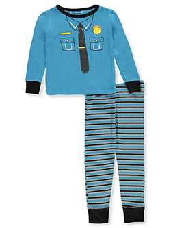 Dead Tired Boys' 2-Piece Pajamas by E. S. SUTTON in Multi