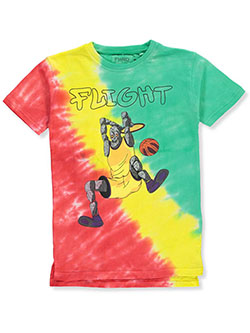 Boys' Flight T-Shirt by Evolution in Design in Multi - T-Shirts