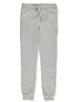 Boys' Joggers by Evolution In Design in black and heather gray