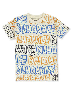 Boys' Billionaire T-Shirt by FWRD in Natural