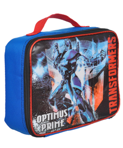 "Transformers ""Optimus Prime"" Lunchbox - CookiesKids.com"