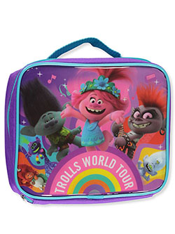 World Tour Lunchbox by Trolls in Multi - $15.00