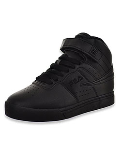 Boys' Vulc 13 Hi-Top Sneaker by Fila in Black