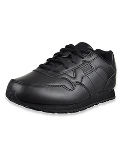 Girls' Cress Sneakers by Fila in Black