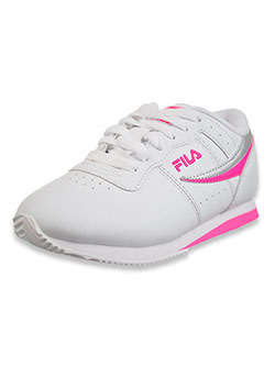 Girls' Machu Low-Top Sneakers by Fila in Multi