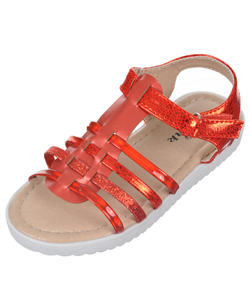 "Link Baby Girls' ""Glitter Pop"" Sandals - CookiesKids.com"