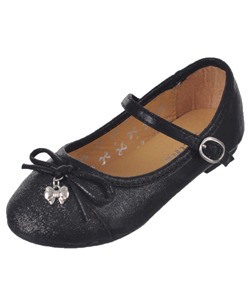"Link Girls' ""Vera"" Mary Janes (Toddler Sizes 9 – 12) - CookiesKids.com"