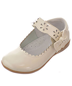 "Link Baby Girls' ""Bow Shine"" Mary Janes - CookiesKids.com"
