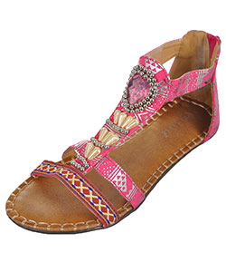 "Link Girls' ""South Bay"" Sandals (Youth Sizes 13 – 4) - CookiesKids.com"