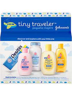 Johnson & Johnson Take Along Pack - CookiesKids.com