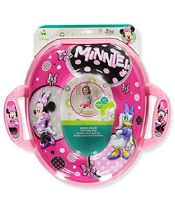 Minnie Mouse Soft Potty Ring by Disney in Pink