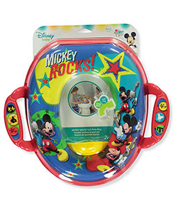 Mickey Mouse Soft Potty Ring by Disney in Red, Infants