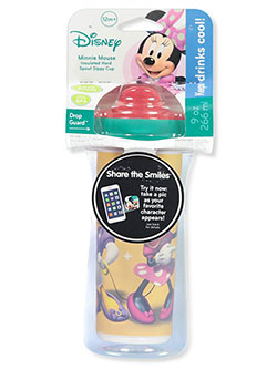 Minnie Mouse Insulated Sippy Cup by Disney in Yellow multi, Infants