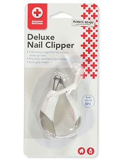 Deluxe Nail Clipper by American Red Cross in Multi, Infants