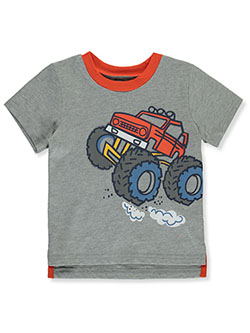 Baby Boys' Monster Truck T-Shirt by Gerber in Gray, Infants