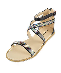 GC Shoes Girls' Sandals (Sizes 11 – 5) - CookiesKids.com
