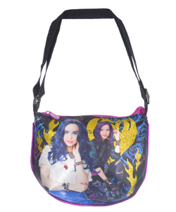 "Disney Descendants ""Fiery Heart"" Shoulder Purse - CookiesKids.com"