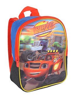 "Blaze and the Monster Machines ""Drive Fast"" Mini Backpack - CookiesKids.com"