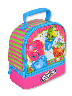 """Sweet Treat"" Lunchbox by Shopkins in Pink, Girls Fashion"