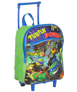 "TMNT ""Dimension X"" Rolling Backpack - CookiesKids.com"