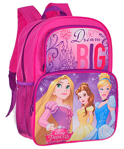 "Disney Princess ""Dream Big"" Backpack - CookiesKids.com"