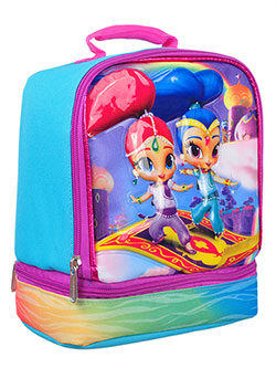 Shimmer And Shine Lunchbox by Shimmer and Shine in Turquoise