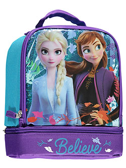 Frozen Believe 2-Compartment Lunchbox by Disney in Multi
