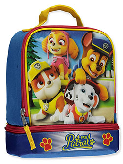 2-Compartment Lunchbox by Paw Patrol in Multi