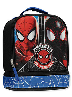 Spider-Man 2-Compartment Lunchbox by Marvel in Multi