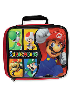 Lunchbox by Super Mario Bros. in Multi
