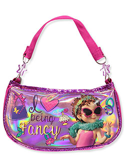 Love Being Fancy Clutch Purse by Fancy Nancy in Multi