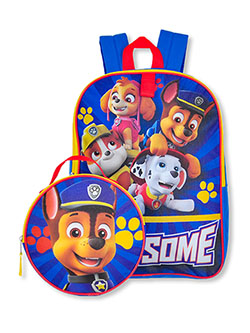Pawesome Backpack & Lunchbox Set by Paw Patrol in Multi