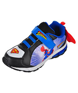 Superman Boys' Sneakers (Youth Size 13) - CookiesKids.com