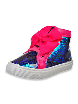 Girls' Hi-Top Sneakers by Jojo Siwa in Multi