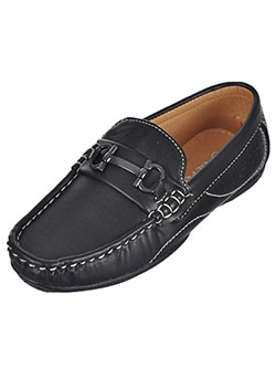 "Lil Fellas ""Luca"" Loafers (Toddler Boys Sizes 5 – 10) - CookiesKids.com"
