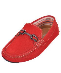 "Lil Fellas Boys' ""Lucas"" Loafers (Toddler Sizes 11 – 12) - CookiesKids.com"