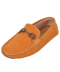 "Lil Fellas Boys' ""Lucas"" Loafers (Youth Sizes 13 – 4) - CookiesKids.com"