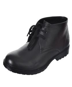 "Goodfellas Boys' ""Cityside"" Ankle Boots (Youth Sizes 13 – 4) - CookiesKids.com"