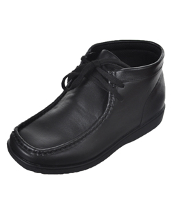 "Goodfellas Boys' ""Classic"" Chukka Boots (Youth Sizes 13 – 4) - CookiesKids.com"